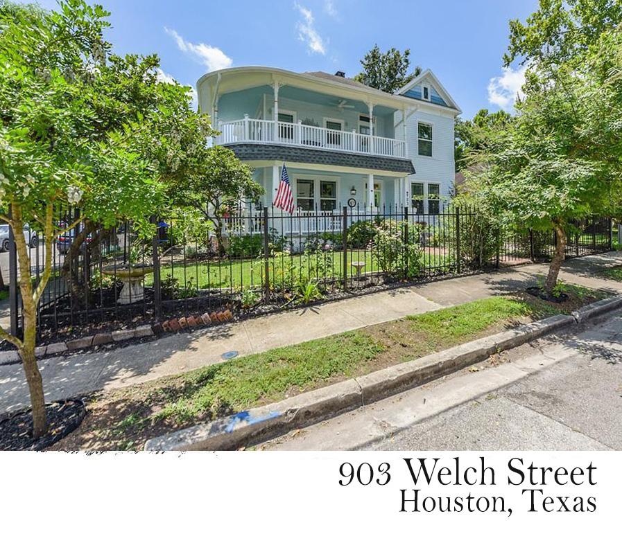 903 Welch Street Houston Texas